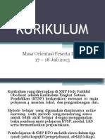 KURIKULUM (Presentasi)