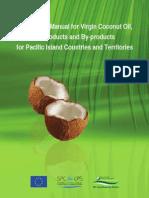 Produccion de Aceite de Cocos