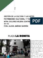 La Romita. Patrimonio