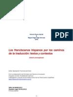traducción franciscanos congrso