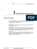 BSS Signaling Fundamental