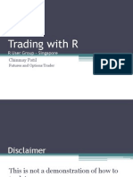 Trading With R