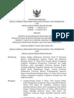 Peraturan Bersama Kepala LKPP Dan Kepala BKN RI Jabfung Pejabat Pengadaan