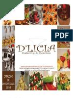 Catalogo Delicia 2013-II EVENTOS SOCIALES