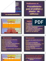 ANALISIS DE DISEÑO DE EDIFICIOS