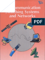 Telecommunication Switching Systems and Networks by by Thiagarajan Viswanathan