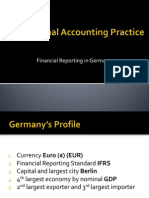 International Accounting Practice