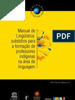 Manual de Linguistica Indigena