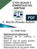 Arbitraje General