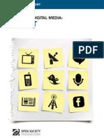Egypt - Mapping Digital Media
