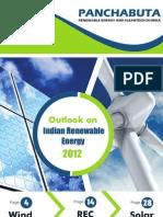 Panchabuta India Renewable Energy Outlook