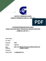 Cover Depan Edu3105