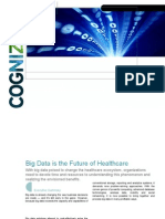 Big Data is the Future of Healthcare (1)