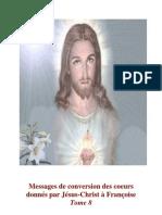 Messages de Conversion Des Coeurs - Tome 8