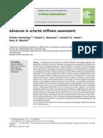 Advances in Arterial Stiffness Assessment