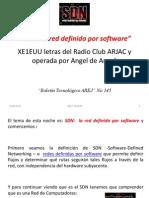 SDN Software Definido de Red