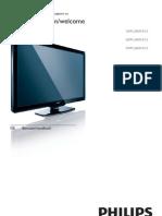 HDTV Philips 32PFL3605H 12 Bedienungsanleitung