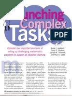 Launching Complex Tasks
