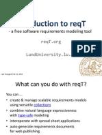 ReqT Intro