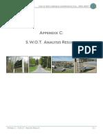 Appendix C SWOT Analysis