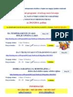 Akreditovani Programi Strucnog Usavrsavanja Za Skole 2013 - 2014