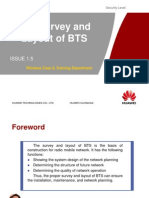 Site Survey and Layout of BTS Issue.ppt
