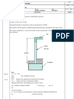 Column and Foundation Design