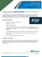 VersaWorks Profiling