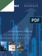 PEMEX 2003-Desarrollo Sustentable