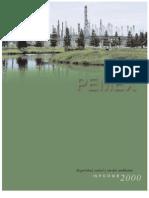 PEMEX Informe Seguridad, Salud y Medio Ambiente 2000