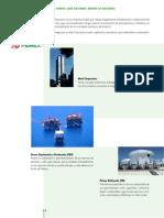 PEMEX Informe Seguridad, Salud y Medio Ambiente 2001