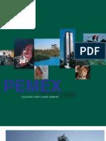 PEMEX Informe Seguridad, Salud y Medio Ambiente 1999