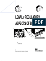 Legal and Regulatory Aspects of Banking - JAIIB
