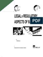 Legal and Regulatory Aspects of Banking - JAIIB