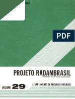Projeto RADAMBRASIL v29