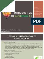 Unit I – Introduction to CorelDRAW X5.pptx
