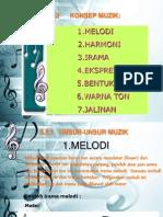 Muzik SDP