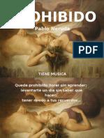 Prohibido-P.Neruda