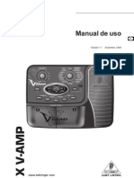 Manul x v Amp
