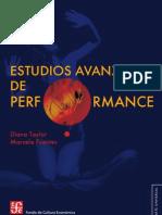 Taylor_estudios Avanzados de Performance