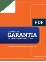 Manual de Garantia Analitica