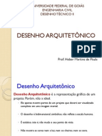 Aula 4 - Projeto Arquitetônico