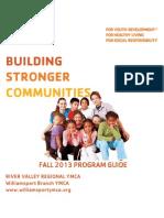 2013 Brochure Fall