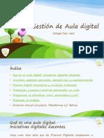 Powerpoint Gestion de Aula Digital