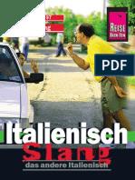 ITALIANO Slang Kauderwelsch