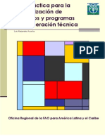 Guia Sistematizacion FAO