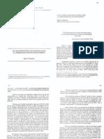 Flannery, K. 1988 El palustre de oro. Una parábola para la arqueología de los años ochenta. Revista de antropología. Vol. IV, Nº1.Universidad de los Andes, Bogota.