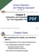 Testing Hypothesis 2