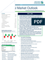 Global Market Outlook - August 2013 - GWM