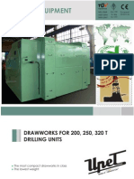 Drawworks for 200-320 t